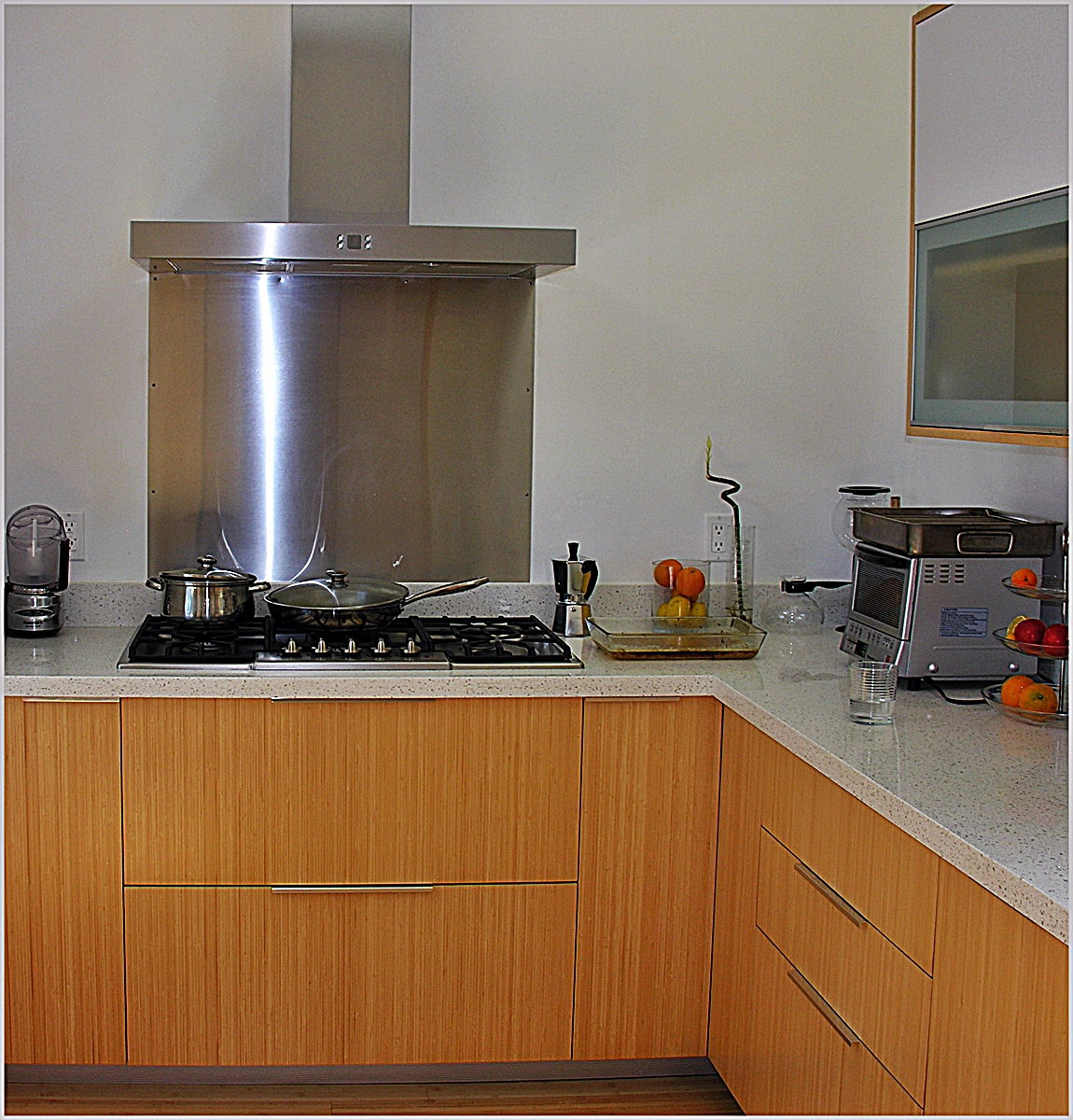 Kitchen sink garbage disposal interior home design is for Bamboo kitchen cabinets for sale