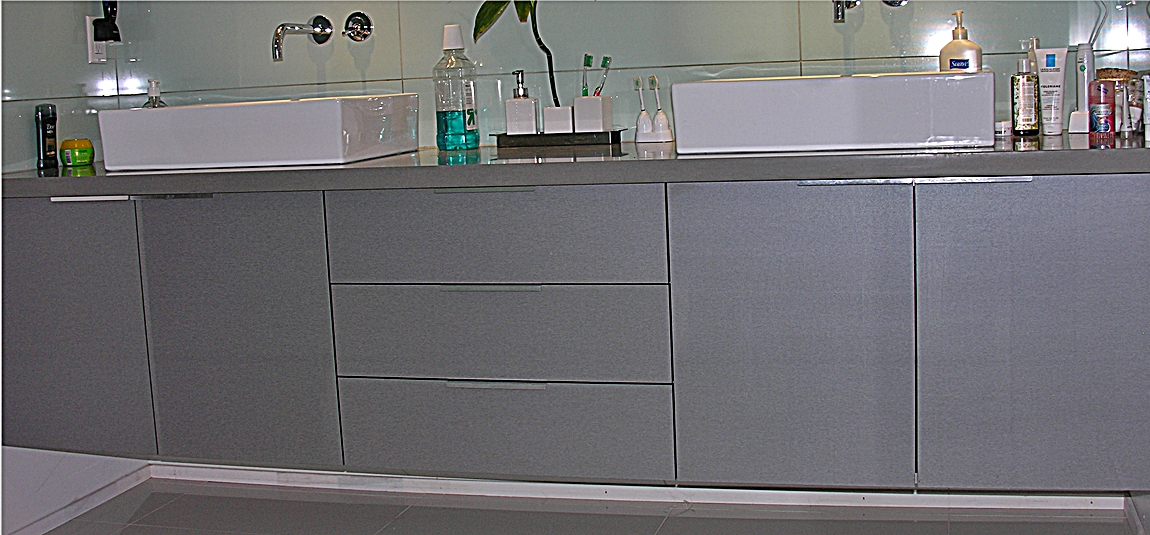 Floating Bathroom Vanity High Gloss